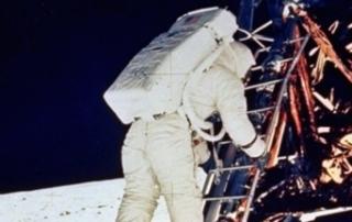 Ποιος τράβηξε τις πρώτες σεληνιακές φωτογραφίες το 1969