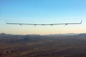 Επιτυχημένη η δεύτερη δοκιμή του Facebook Aquila Drone