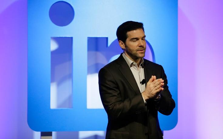 Το καλύτερο αφεντικό του κόσμου, ο γενικός διευθυντής του LinkedIn, Τζεφ Γουάινερ
