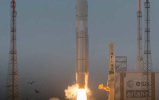 Το «GPS» της Ευρώπης σχεδόν ολοκληρώθηκε: Εκτοξεύθηκαν τέσσερις ακόμη δορυφόροι Galileo