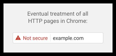 """Η Google χαρακτηρίζει """"μη ασφαλή"""" τα sites που δεν διαθέτουν SSL"""