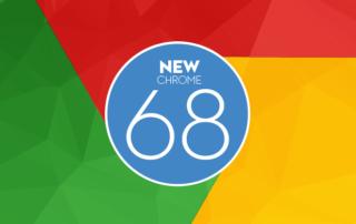 Ο νέος Chrome 68 έφτασε με μια μεγάλη αλλαγή