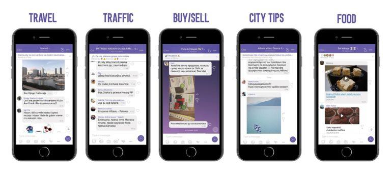 Viber: Νέα, χρήσιμα και διασκεδαστικά εργαλεία για επικοινωνία χωρίς όρια