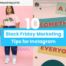 10 Black Friday Marketing Tips για το Instagram