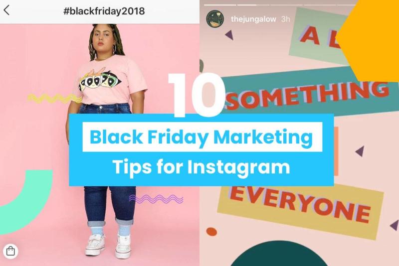 10 Black Friday Marketing Tips για το Instagram