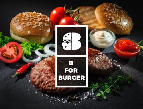 B for Burger