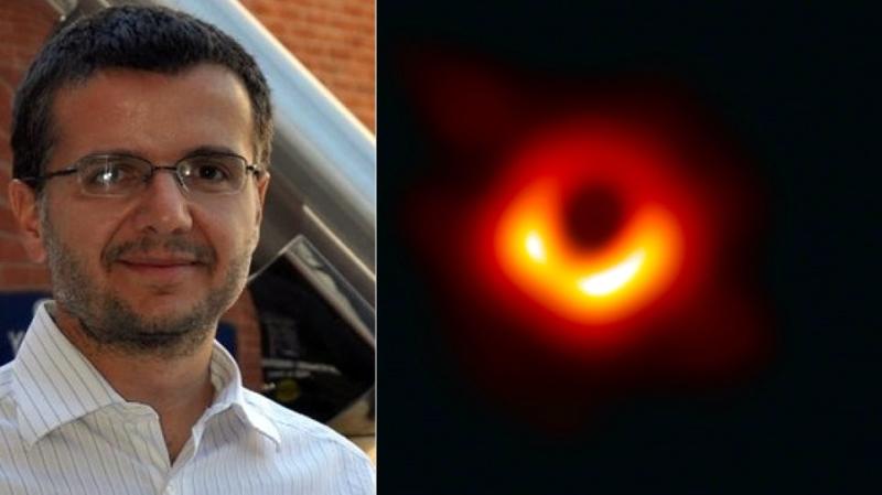 φυσικός Έλληνας αστροφυσικός μαύρες τρύπες