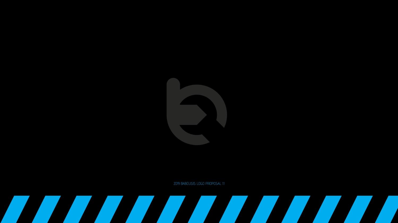 Babousis logo design