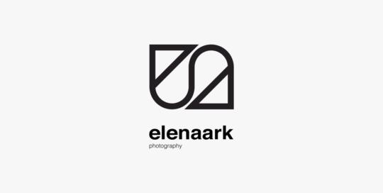 Elenaark logo design