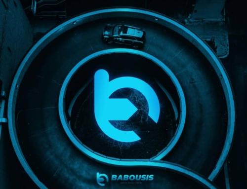 Babousis Car Service Branding