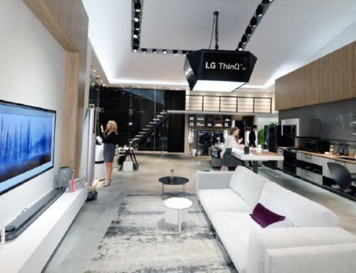 Η πλατφόρμα LG ThinQ επεκτείνεται στην διαχείριση του έξυπνου σπιτιού