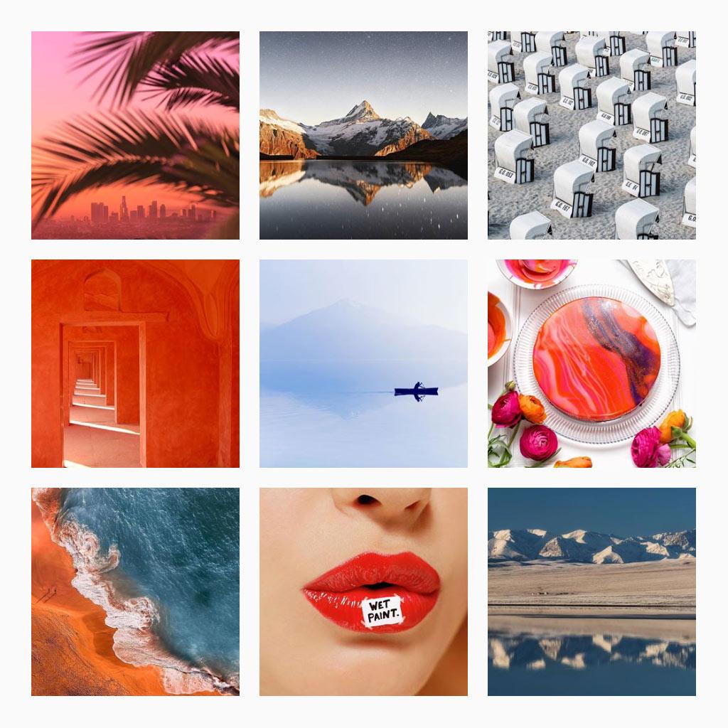 Πώς να σχεδιάσετε τη Ροή σας στο Instagram