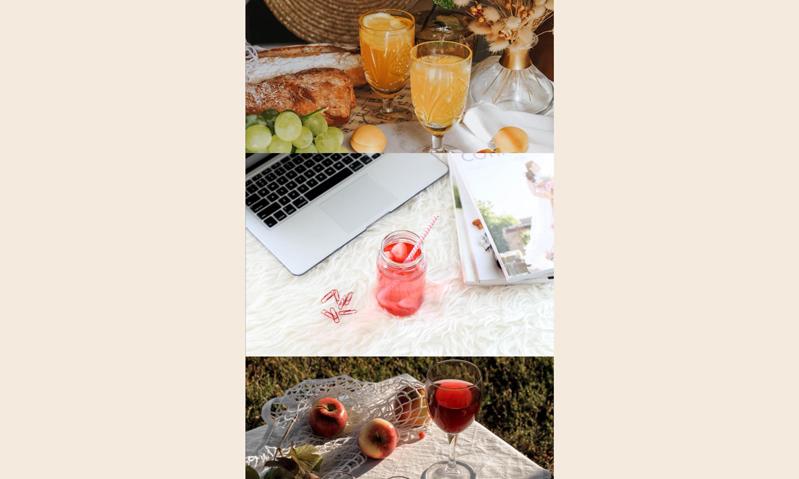 instagram layout tips