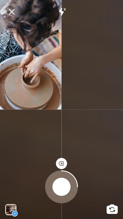 intsagram layout