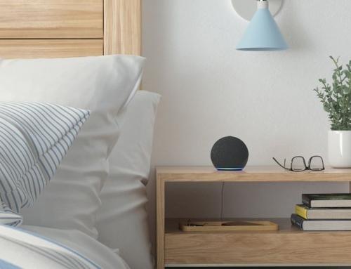 Το νέο ηχείο Echo της Amazon βάζει την Alexa σε μία σφαίρα
