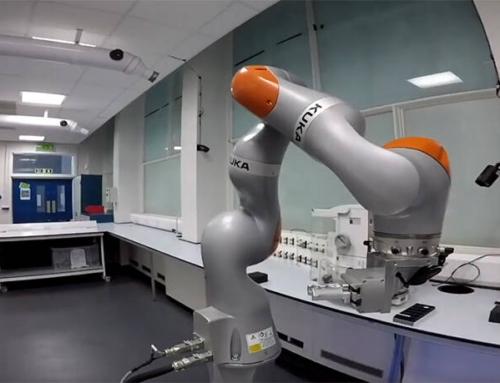 Αυτό το ρομπότ είναι… χημικός και 1.000 φορές πιο γρήγορο από τον άνθρωπο