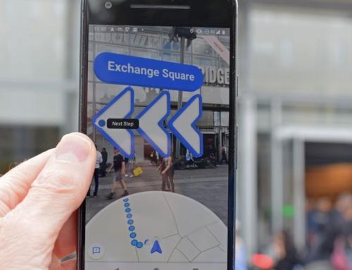 Οι χρήστες iPhone μπορούν να χρησιμοποιήσουν Live View στους Χάρτες Google για καλύτερη κοινή χρήση τοποθεσίας