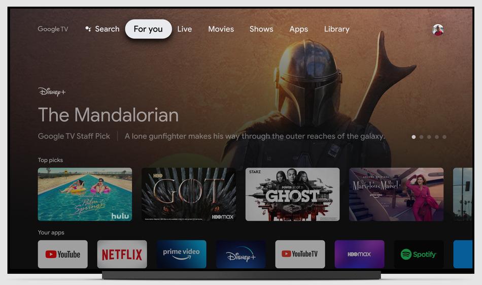 Το νέο Chromecast της Google τοποθετεί όλες τις streaming εφαρμογές σε μια συσκευή