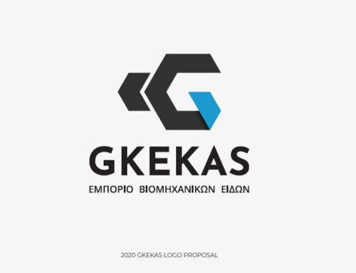 GKEKAS | Trade of Industrial Goods Branding
