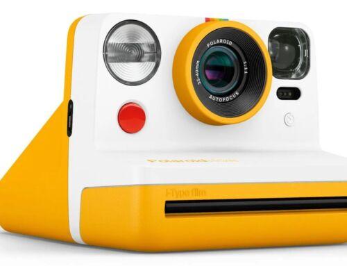 Φωτογραφική μηχανή… μια ταχέως εξελισσόμενη συσκευή ικανή να αποθηκεύσει τις πιο ξεχωριστές στιγμές μας