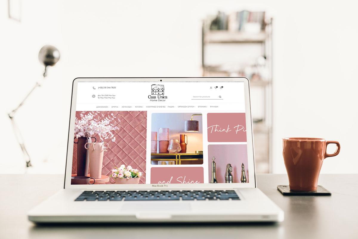 casaunica-website