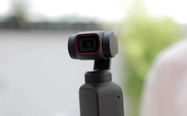 Η σούπερ φορητή κάμερα χειρός που τραβά βίντεο 4Κ και φωτογραφίες 64ΜΡ