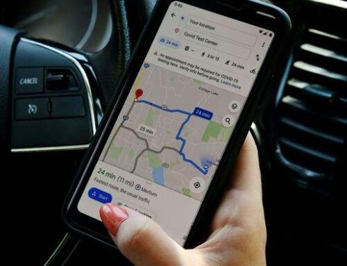 To Google Maps θα κατευθύνει τους οδηγούς σε «φιλικές προς το περιβ