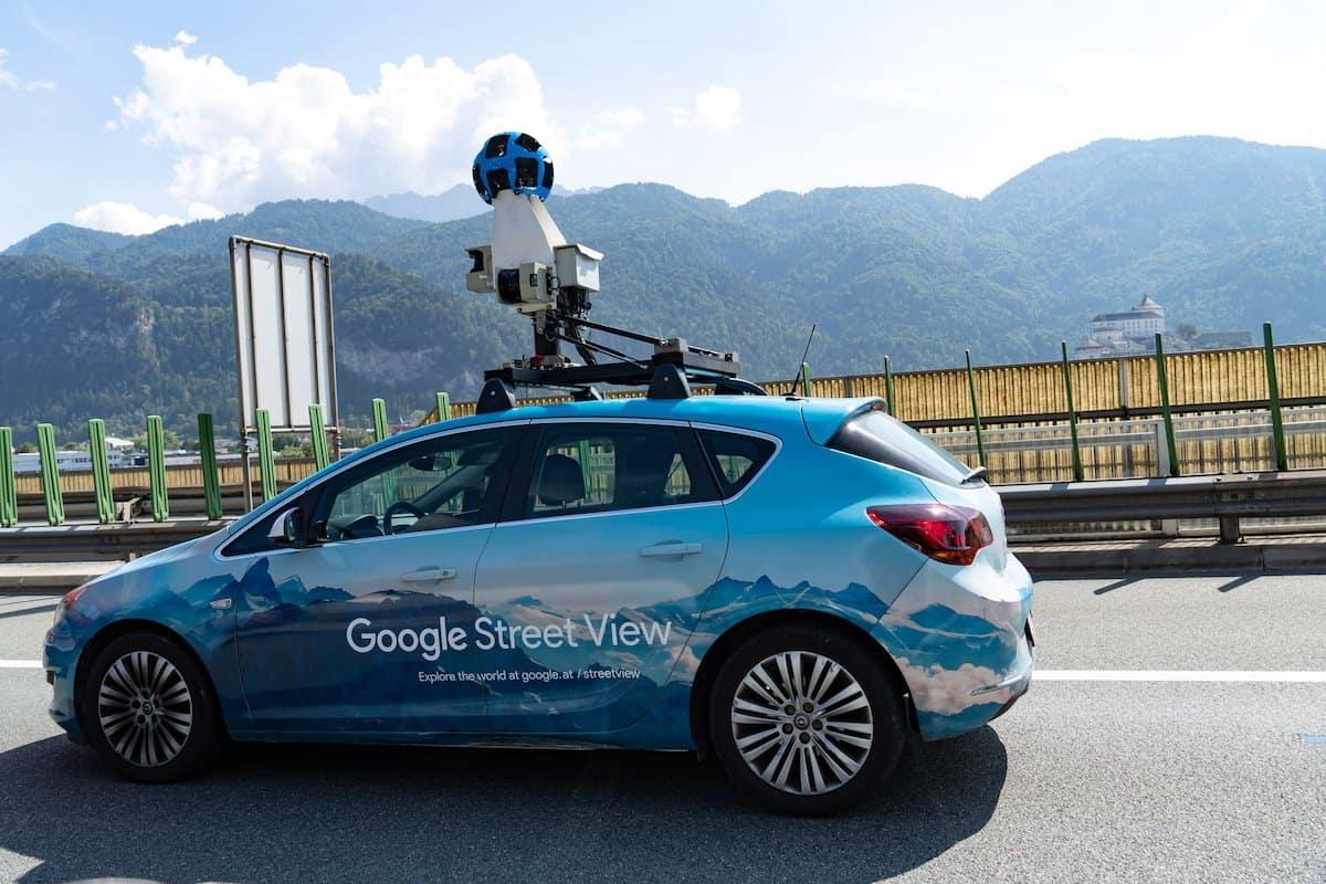 Google Street View : Επέστρεψαν τα αυτοκίνητα της Google στους δρόμους της Ελλάδας