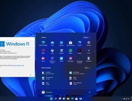 Τα Windows 11 είναι πλέον μια πραγματικότητα