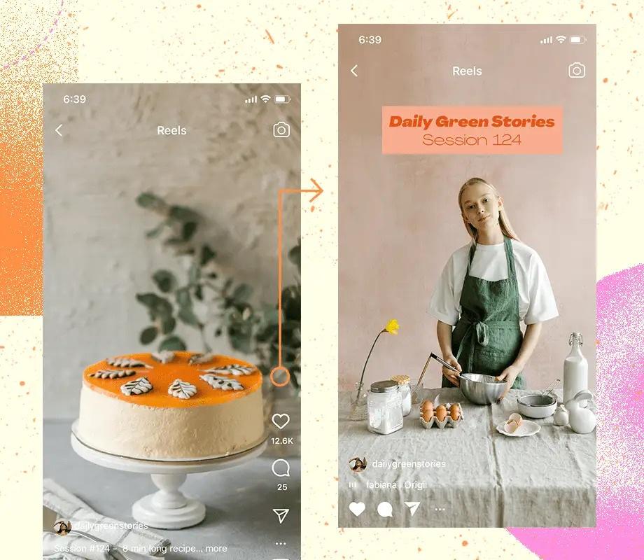 Πώς να προσθέσετε μια φωτογραφία εξωφύλλου στα Reels του Instagram