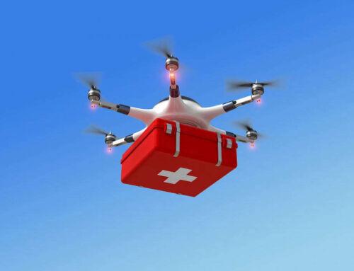 Τρίκαλα: ξεκινάει η μεταφορά φαρμάκων με drone