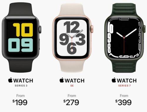 Σκέφτεστε να αναβαθμίσετε στο Apple Watch Series 7; Συγκρίνουμε τα μοντέλα για να αποφασίσετε