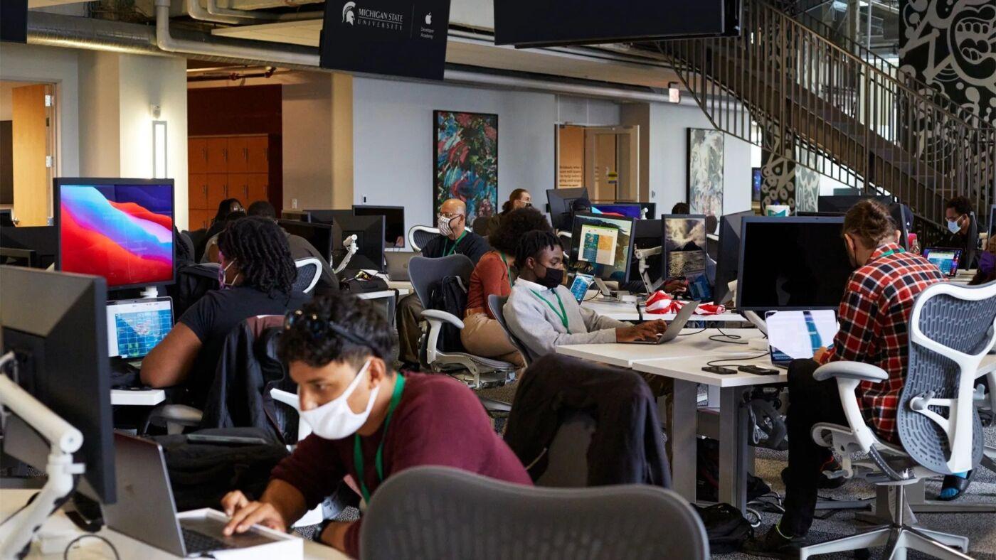 Η πρώτη Ακαδημία Προγραμματιστών της Apple στις ΗΠΑ ανοίγει στο Ντιτρόιτ