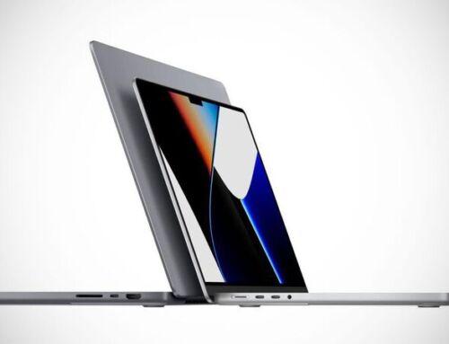 Τα νέα MacBook Pro έχουν notch και MagSafe